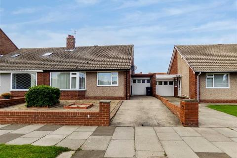 2 bedroom bungalow for sale - Malvern Road, Preston Grange, North Shields