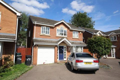 4 bedroom detached house for sale - Valentine Way, Great Billing, Northampton