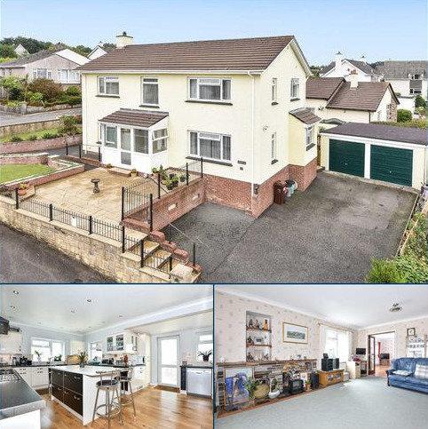 5 bedroom detached house for sale - Hendra Vale, Launceston, Cornwall, PL15