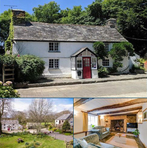 3 bedroom detached house for sale - Confidentially Available, Launceston, Cornwall, PL15