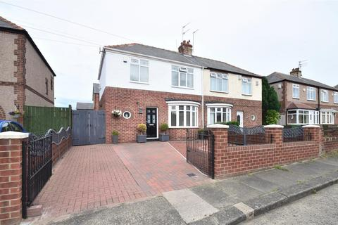 2 bedroom semi-detached house for sale - Darien Avenue, Fulwell, Sunderland