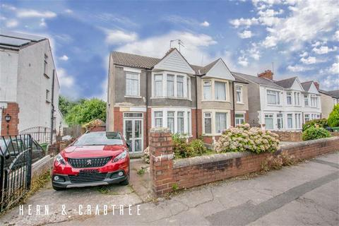 3 bedroom semi-detached house for sale - Everswell Road, Fairwater, Cardiff
