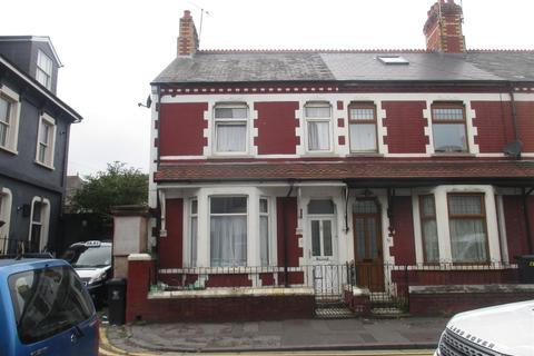 3 bedroom end of terrace house for sale - Llandaff Road, Cardiff