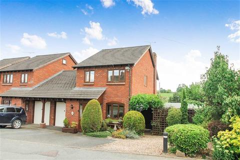 3 bedroom link detached house for sale - Field View Cottages, Wyson Lane, Brimfield, Ludlow