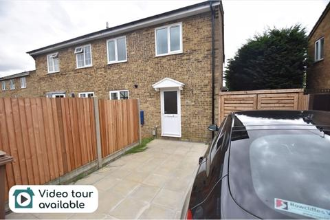 1 bedroom cluster house to rent - Lesbury Close, Luton