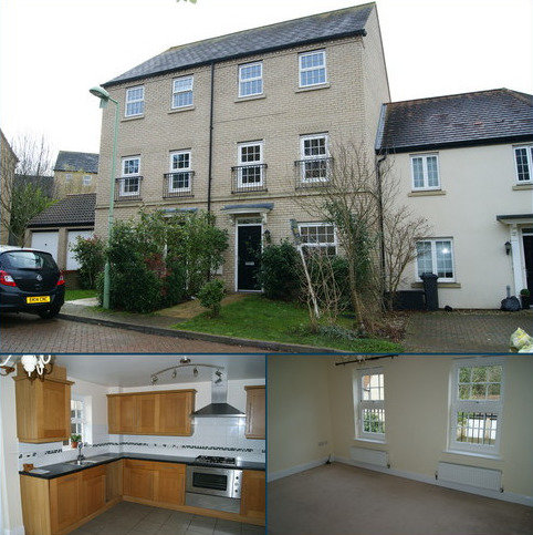 4 bedroom terraced house for sale - Parker Place, Sudbury