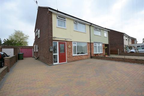 3 bedroom semi-detached house for sale - Hillcrest Drive, Lowestoft