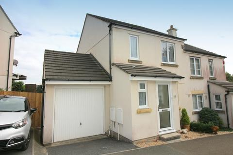 3 bedroom semi-detached house for sale - Meadow Drive, Pillmere, Saltash