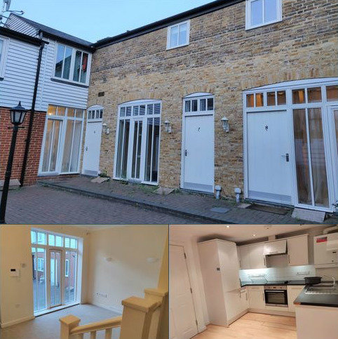 2 bedroom terraced house to rent - Canterbury, CT1