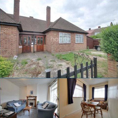 3 bedroom bungalow for sale - Harrow Crescent, Heaton Grange