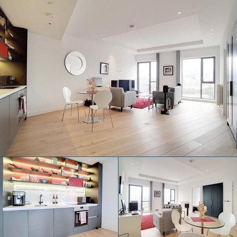 1 bedroom flat for sale - Java House, 15 Botanic Square, Orchard Place, London, E14
