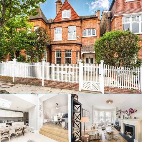 5 bedroom terraced house for sale - Esmond Road, Bedford Park, Chiswick, London, W4