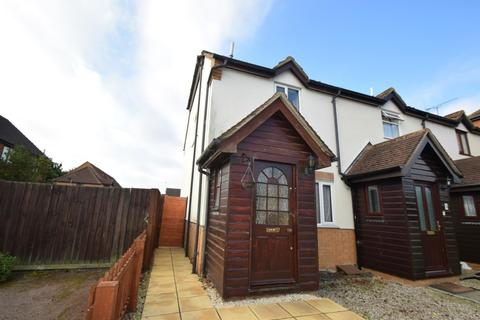 2 bedroom end of terrace house to rent - Constance Close, Witham, Essex, CM8