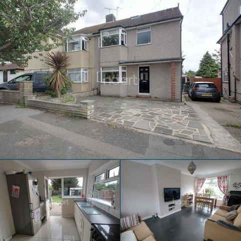 3 bedroom semi-detached house for sale - Diban Avenue, Hornchurch
