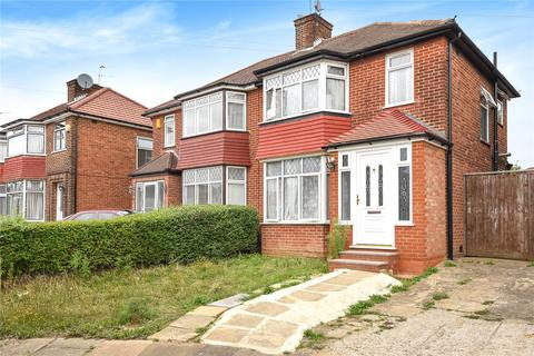 3 bedroom semi-detached house for sale - Lamorna Grove, Stanmore, Middlesex, HA7