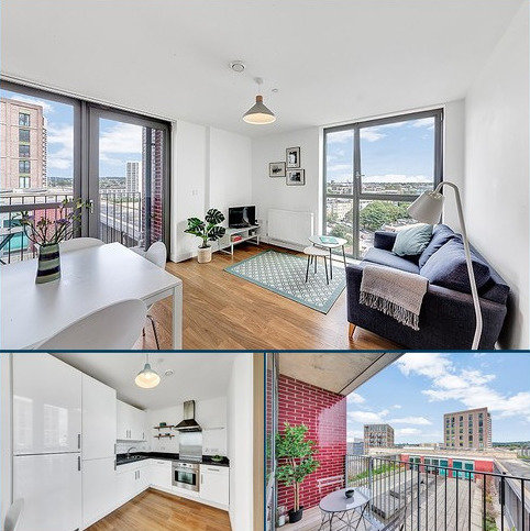 1 bedroom house to rent - Rubicon Court, York Way, King's Cross, London, N1C