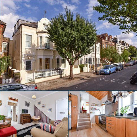 2 bedroom flat for sale - Santos Road, Wandsworth
