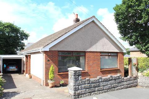 3 bedroom detached bungalow for sale - Moorland Avenue, Newton, Swansea, West Glamorgan. SA3 4UA