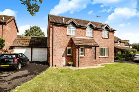 4 bedroom detached house for sale - Rowan Close, South Wonston, Winchester, Winchester, Hampshire, SO21