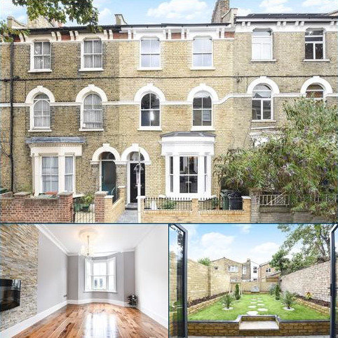 5 bedroom terraced house for sale - Dalyell Road, Brixton