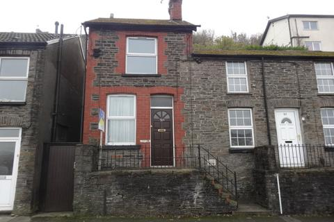 2 bedroom end of terrace house to rent - Rickard Street, Treforest