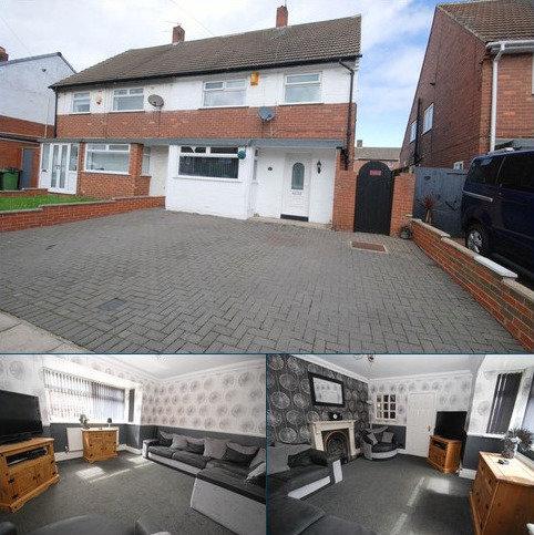 3 bedroom semi-detached house for sale - Hillside Drive, Sunderland