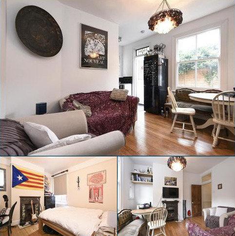 2 bedroom maisonette for sale - Doverfield Road, Brixton