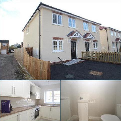 3 bedroom semi-detached house to rent - Doddington Road