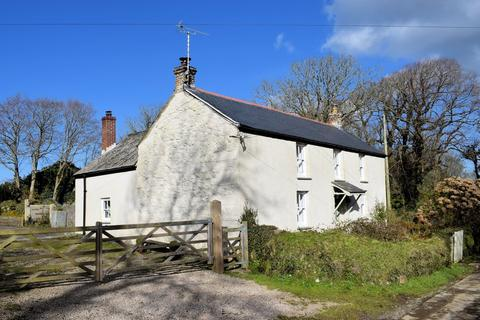 3 bedroom detached house for sale - Coswinsawsin Lane, Carnhell Green, TR14