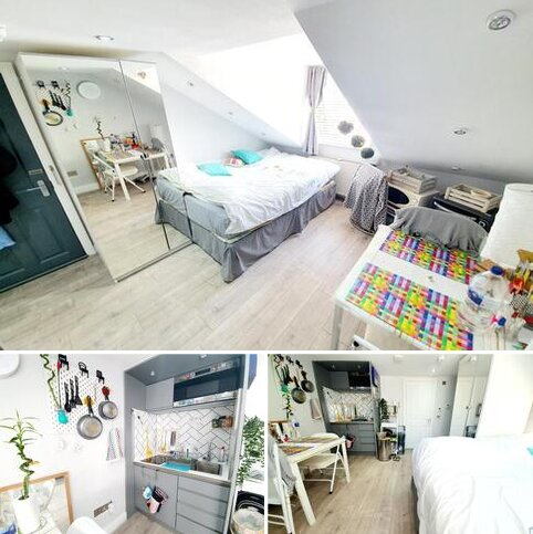 Studio to rent - St Pauls Road, Islington