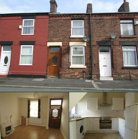 2 bedroom terraced house to rent - Sorogold Street, ST HELENS, Merseyside