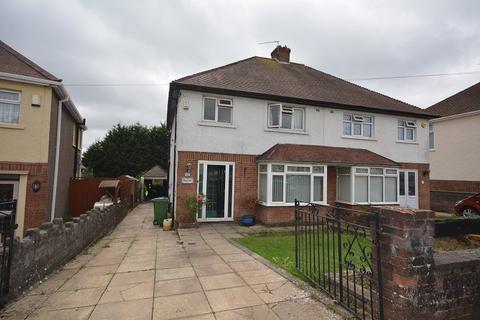 3 bedroom semi-detached house for sale - Trelawney Avenue, Rumney, Cardiff. CF3