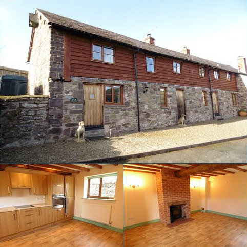 2 bedroom barn conversion to rent - Guilden Down Road, Clun, Craven Arms, Shropshire