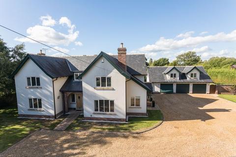 5 bedroom detached house for sale - Seven Sisters Lane, Ollerton, Nr. Knutsford