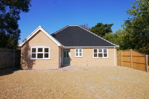 2 bedroom detached bungalow for sale - Rider Haggard Lane, Kessingland