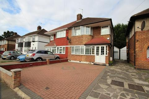 3 bedroom semi-detached house to rent - Kenilworth Road, Edgware, Middlesex, HA8 8XA