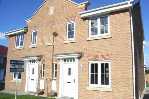 3 bedroom townhouse to rent - Lincoln Way, North Wingfield