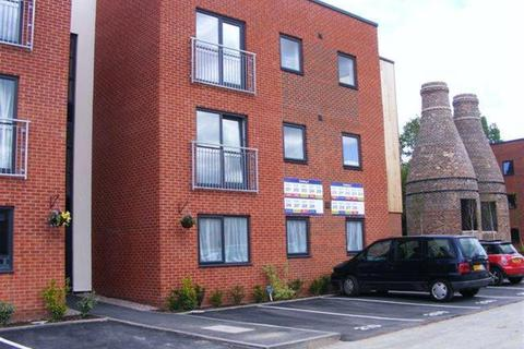 2 bedroom flat to rent - Hartley Court, Cliffe Vale, Stoke-On-Trent, ST4 7GF