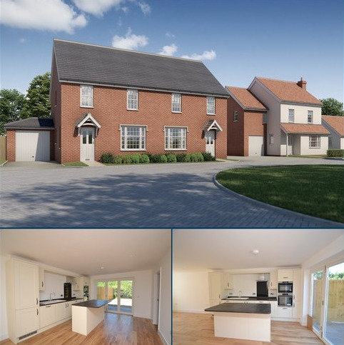 3 bedroom semi-detached house for sale - Boundary Oaks, Off London Road, Capel St. Mary, IP9 2FL
