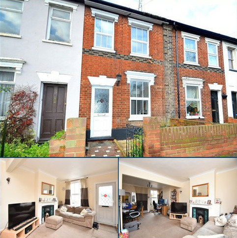 2 bedroom terraced house for sale - Argyle Street, Ipswich, IP4 2NA