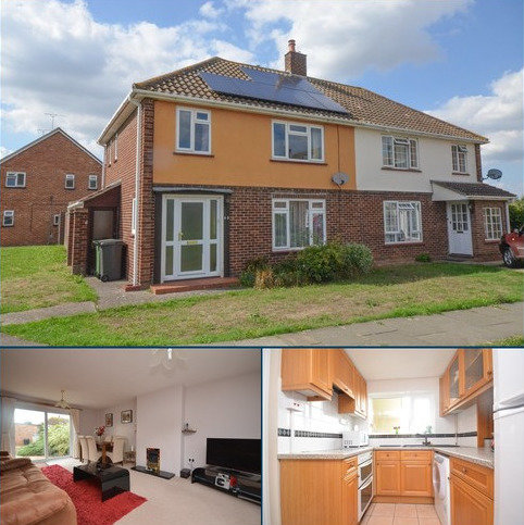 3 bedroom semi-detached house for sale - Pelly Avenue, Witham, CM8 1JJ