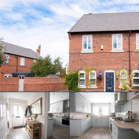 3 bedroom mews for sale - Orchard Mill Drive, Croston Leyland, PR26