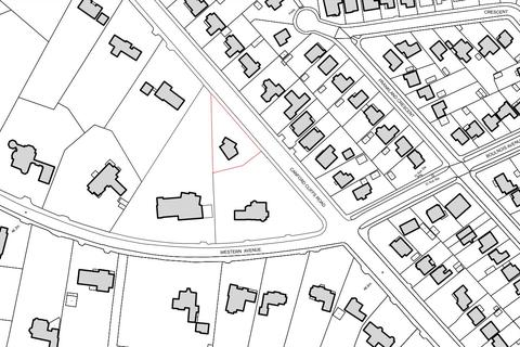 Land for sale - Western Avenue, Canford Cliffs, Poole