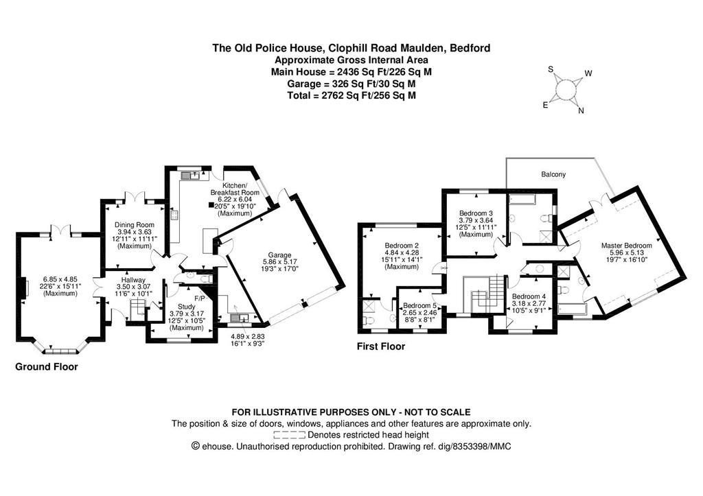 Floorplan: Floorplan Clophill Rd maulden.jpg