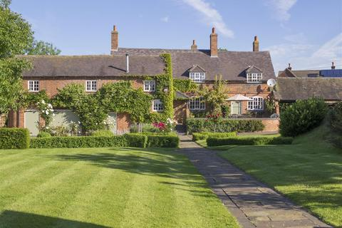 6 bedroom detached house for sale - Netherseal Road, Chilcote, Leicestershire
