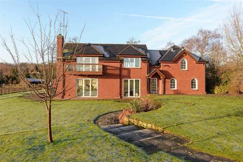 4 bedroom house for sale - Burley Hill, Allestree, Derby, Derbyshire