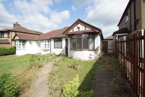 3 bedroom semi-detached bungalow for sale - East Rochester Way, Sidcup, DA15