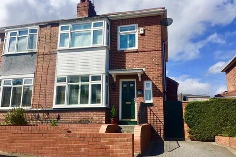 3 bedroom semi-detached house for sale - Marina Drive, South Shields