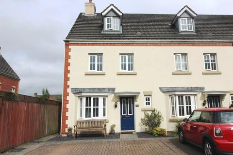 3 bedroom end of terrace house for sale - Fisher Hill Way, Radyr