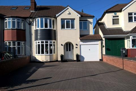 4 bedroom semi-detached house for sale - Coverdale Road, Solihull